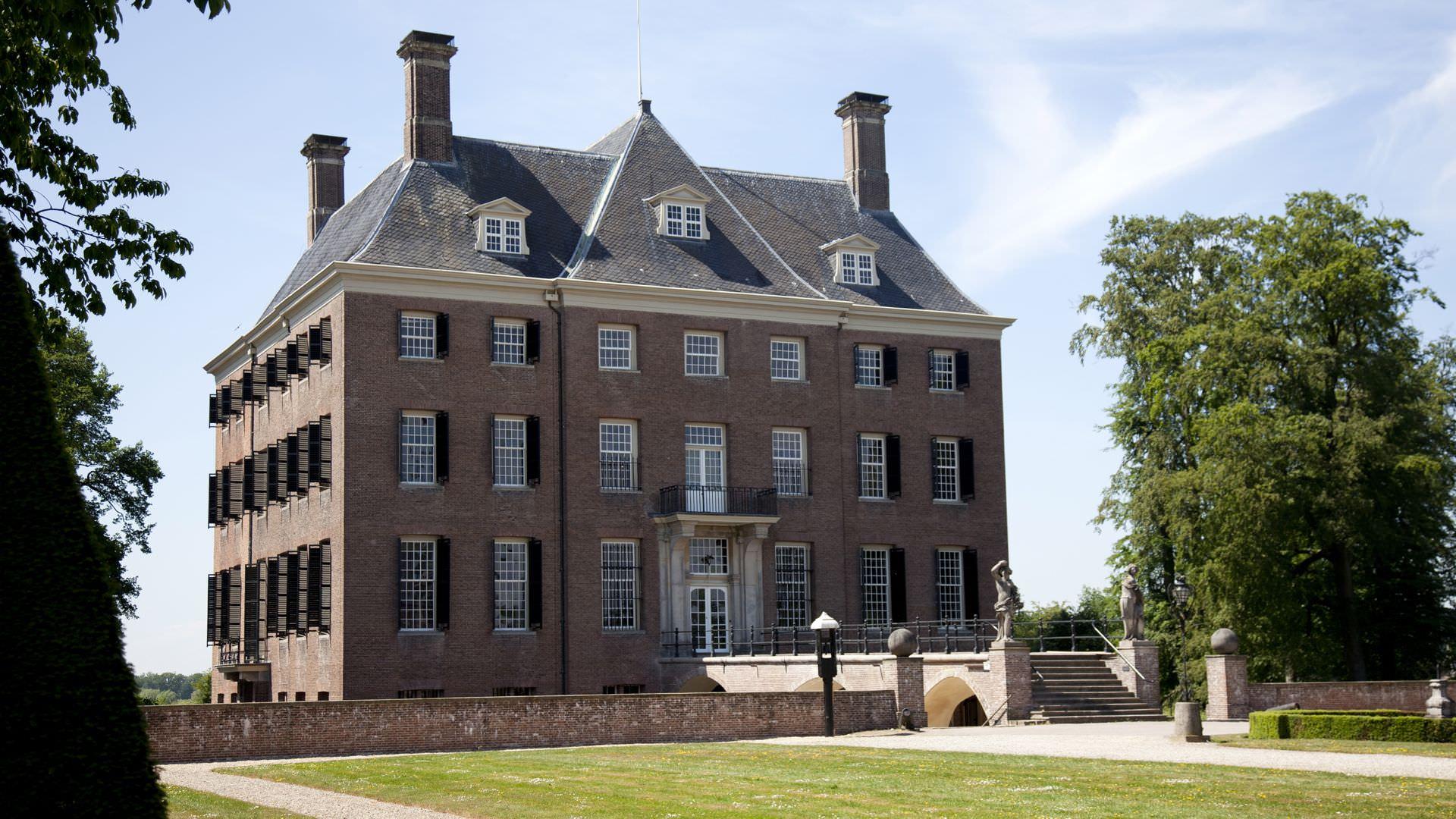 Het kasteel van Amerongen