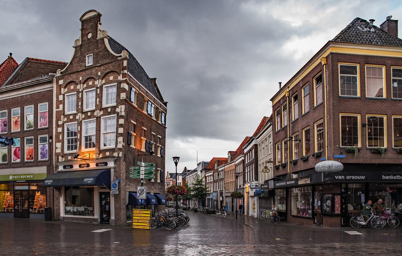 Wandelen door het centrum van Zwolle