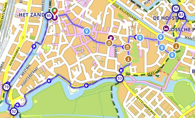 Wandelen rond Den Bosch: Stadswandeling
