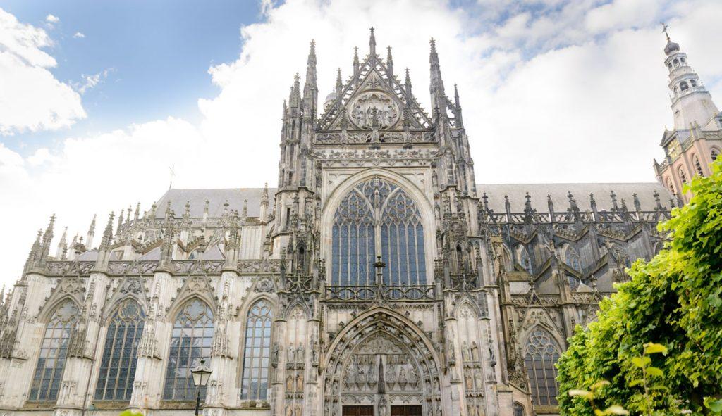 Wandelen rond Den Bosch: Bij de Sint Jan