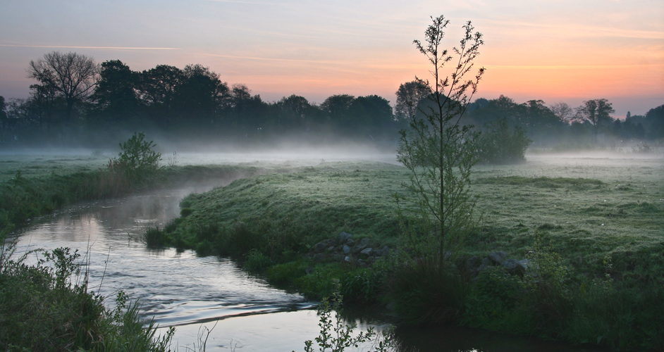 Wandelen Breda: het Markdal